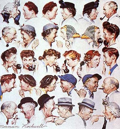 gossip_norman_rockwell