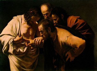 doubting thomas