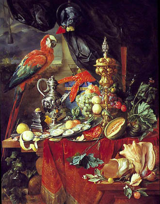 parrot_still_life-de-heem