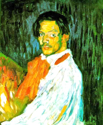 picasso_self-portrait-1901