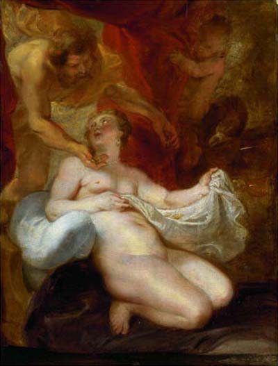 jupiter-and-danae