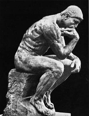 the_thinker by Rodin