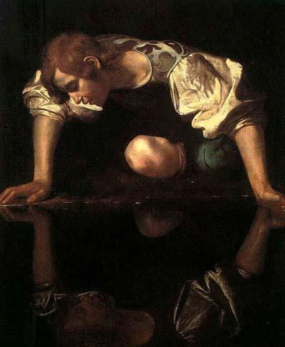 caravaggio_narcissus