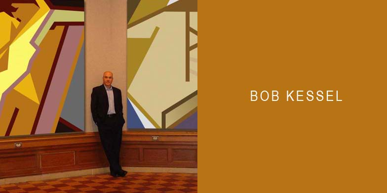 bob-kessel-with-paintings-gallery