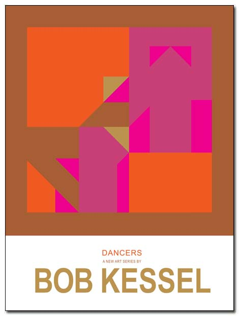 dancers poster by bobkessel