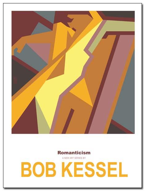 ROMANTICISM POSTER BOBKESSEL