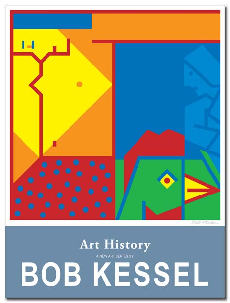 arthistory poster by bobkessel