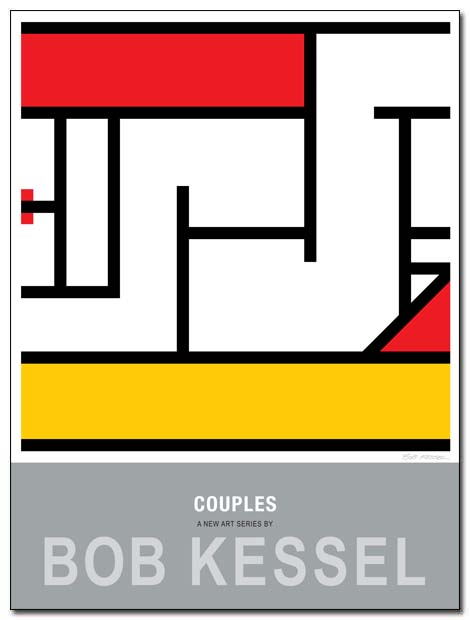 couples poster by bobkessel