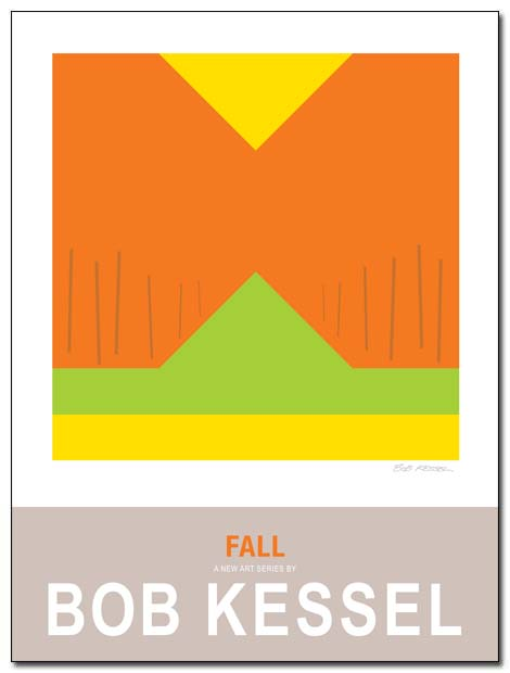 fall poster by bobkessel