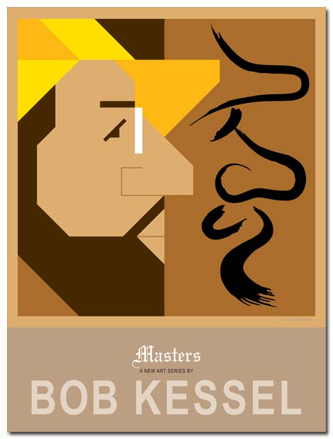 masters poster (Lautrec) by bobkessel