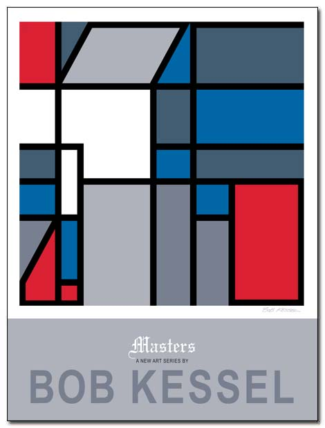 masters poster mondrian by bobkessel