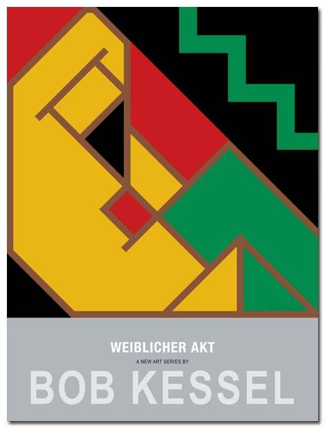 weiblicherakt poster by bobkessel
