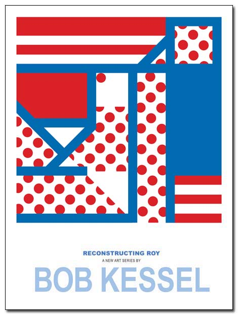 reconstructing roy poster by bobkessel