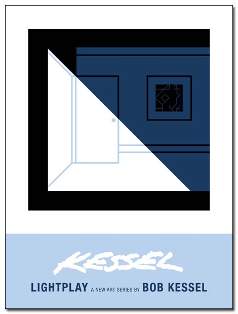bobkessel lightplay poster