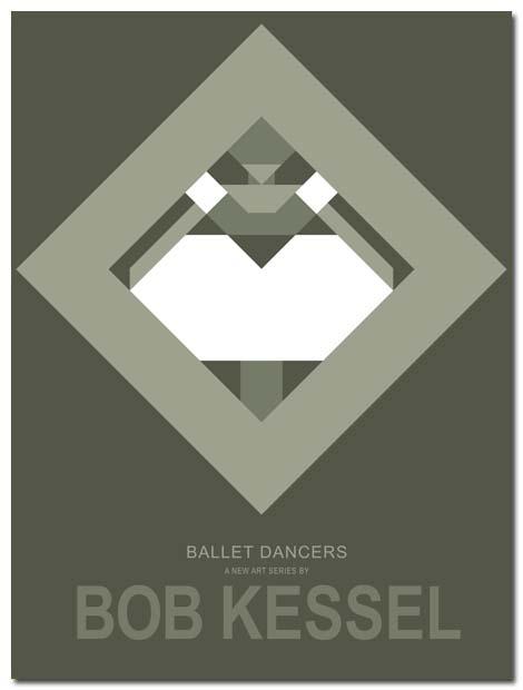 bobkessel ballet dancers poster