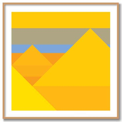 HAYSTACKS-TWO-YELLOW-bobkessel