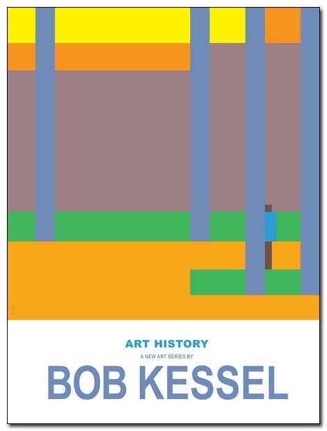 ART HISTORY POSTER by bobkessel