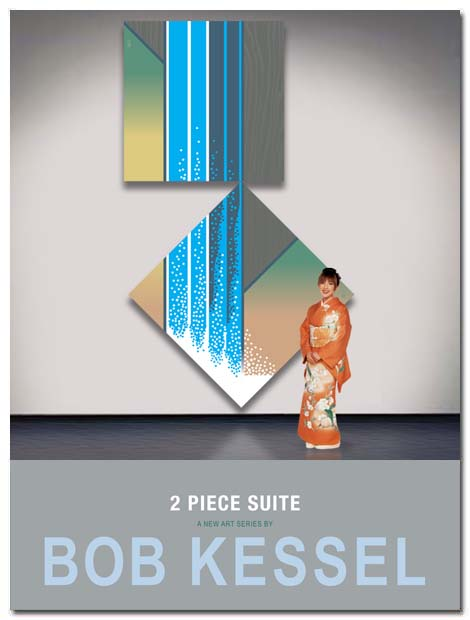 2 piece suite poster by bobkessel