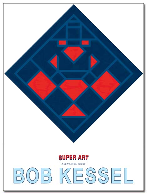 super art poster by bobkessel