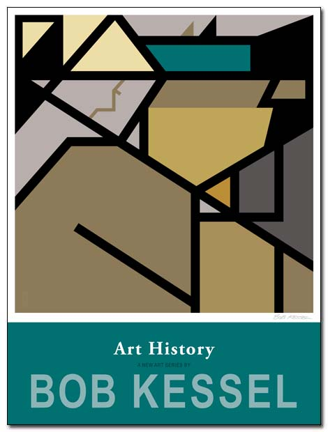 art history poster manet by bobkessel