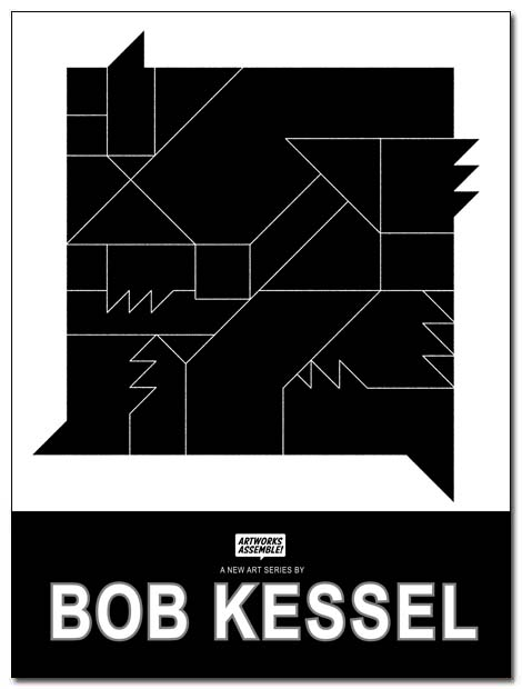 artworks assemble poster by bobkessel