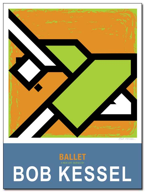 ballet poster by bobkessel