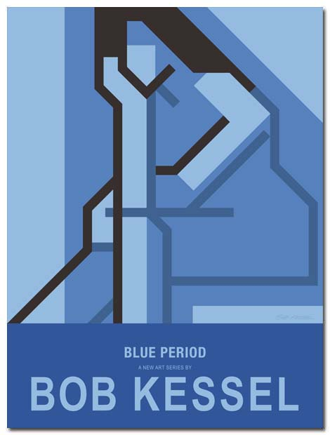 blue period poster by bobkessel