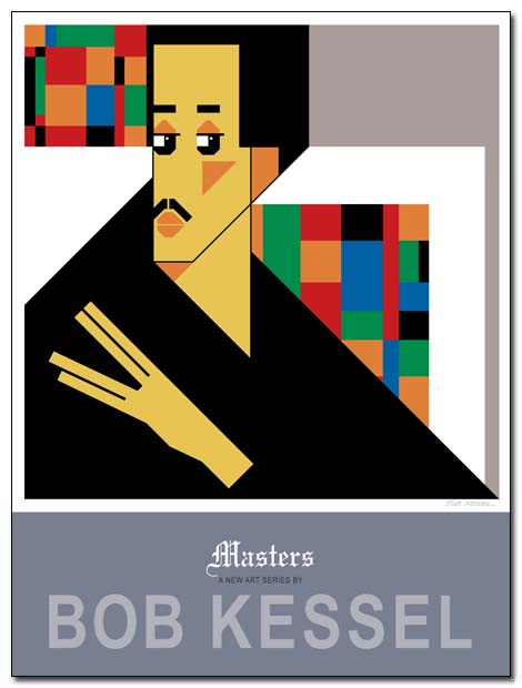 masters poster egon shiele by bobkessel