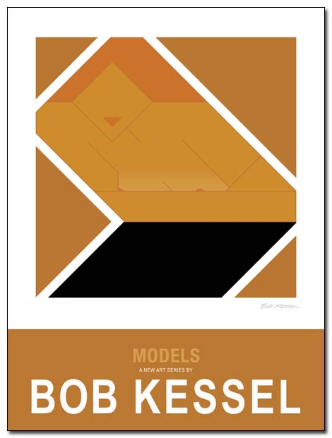models poster by bobkessel