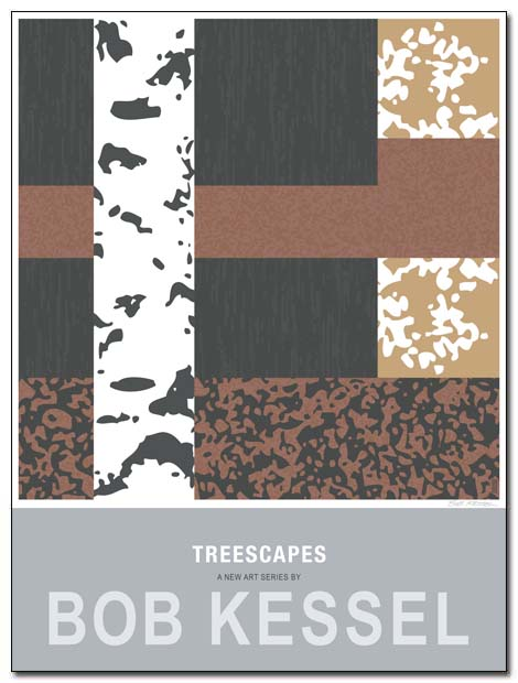 treescapes poster by bobkessel