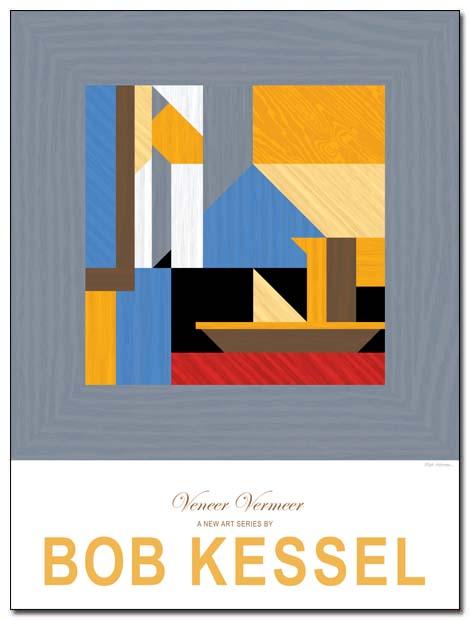 veneer vermeer poster by bobkessel