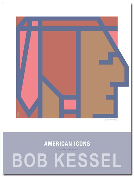 american icons poster indian by bobkessel