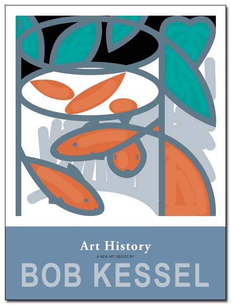 art history poster fishbowl by bobkessel