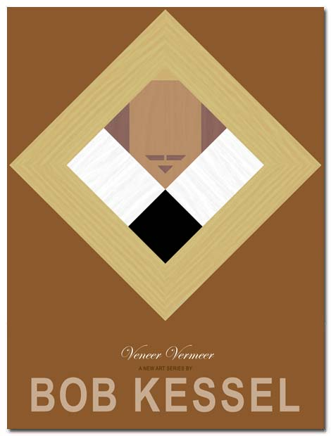 veneer vermeer poster shakespeare by bobkessel