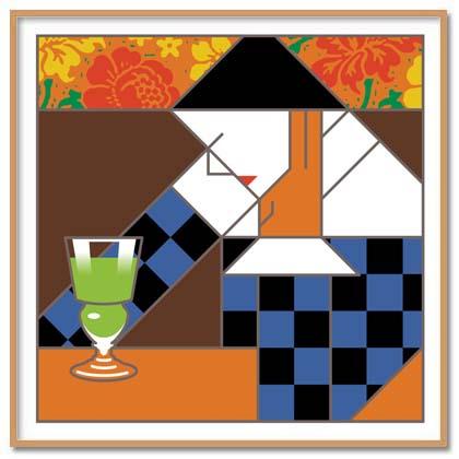 harlequins-absinthe-bobkessel