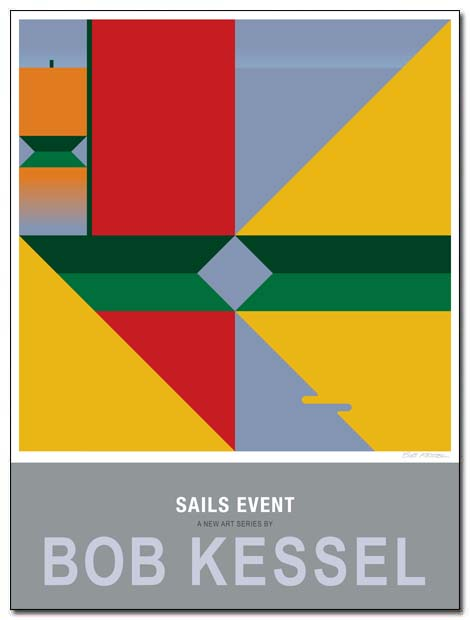 sails event poster by bobkessel