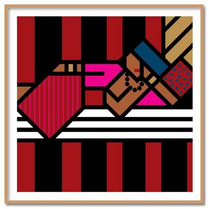 seraglio rouge et noir by bobkessel