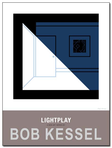 lightplay poster (Doorway) by bobkessel