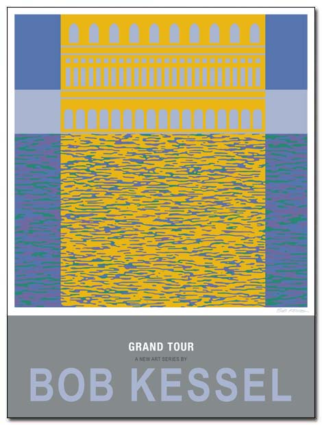 grand tour poster ducal palace by bobkessel