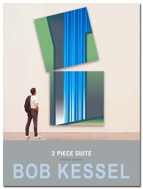 2 piece suite poster tilt by bobkessel