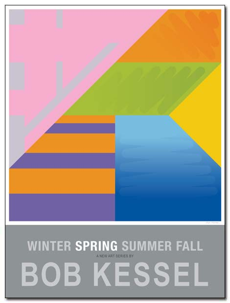 WSSF poster spring by bobkessel