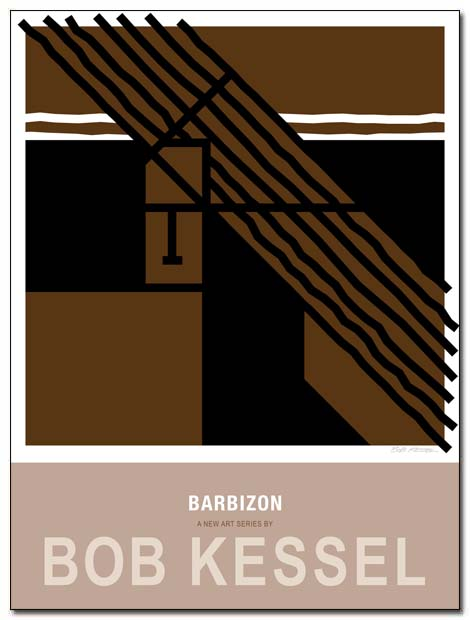 barbizon poster by bobkessel