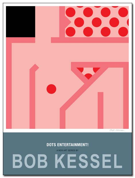dots entertainment! poster errant dot by bobkessel