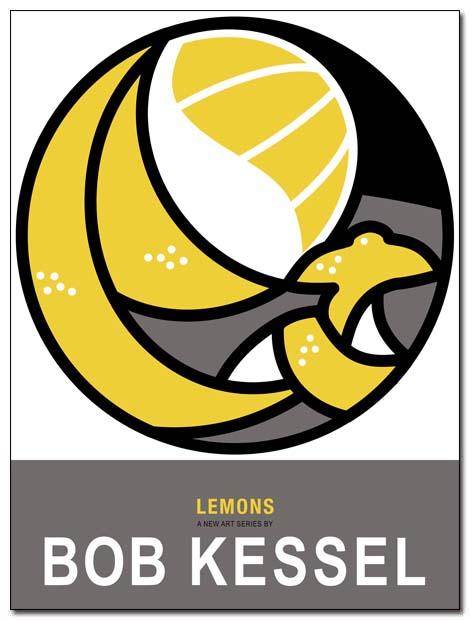 lemons poster rind by bobkessel