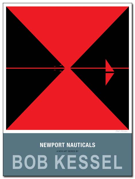 newport nauticals poster escape by bobkessel