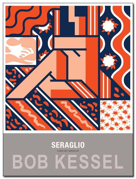 seraglio poster by bobkessel