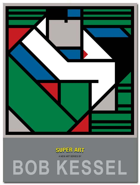 super art poster rescue by bobkessel