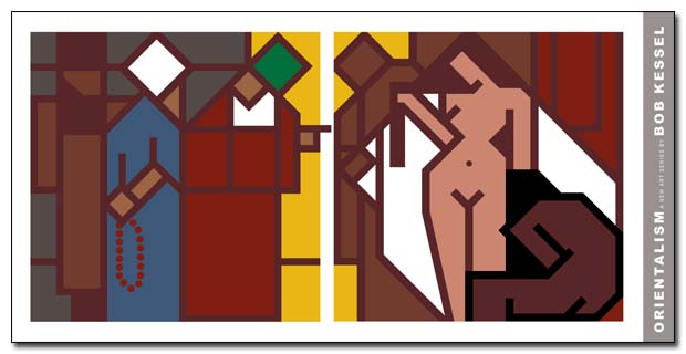 orientalism poster slave market by bobkessel