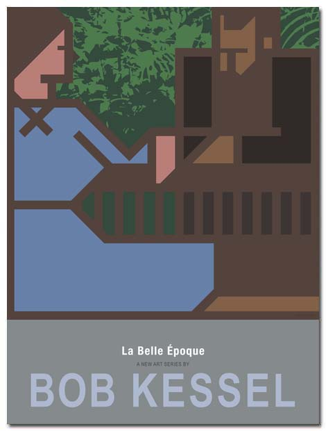 belle époque poster by bobkessel