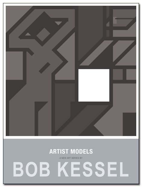 artist models poster matisse by bobkessel